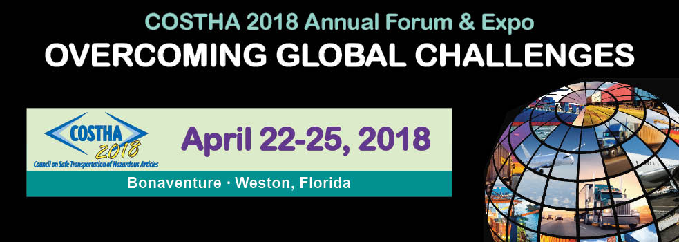 COSTHA 2018 Annual Forum & Expo