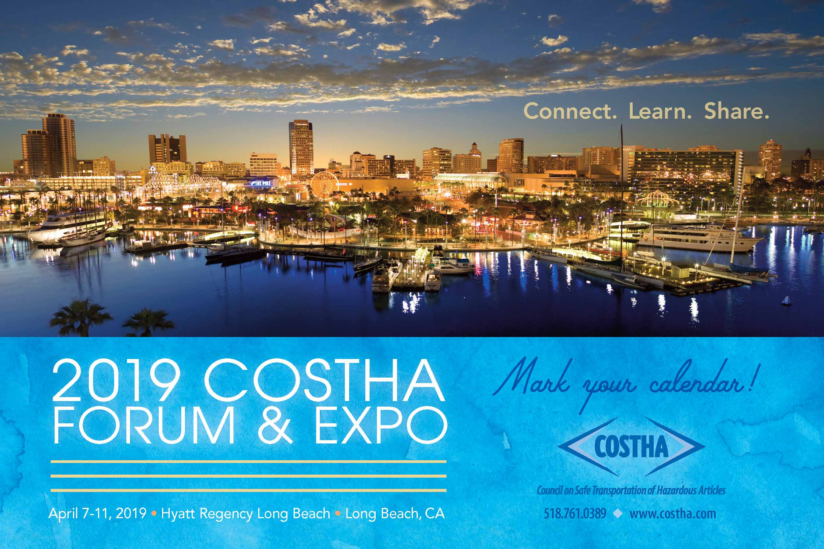 COSTHA 2019 Annual Forum & Expo