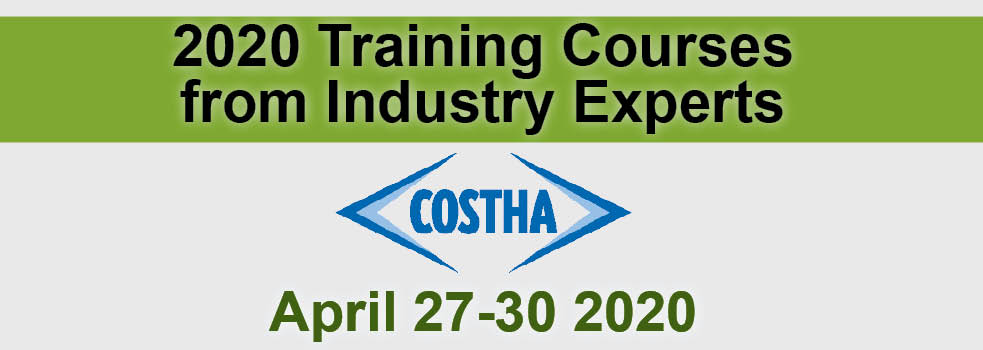 COSTHA 2020 Annual Forum & Expo